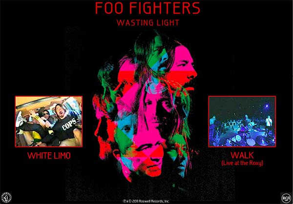 Foo Fighters ECD