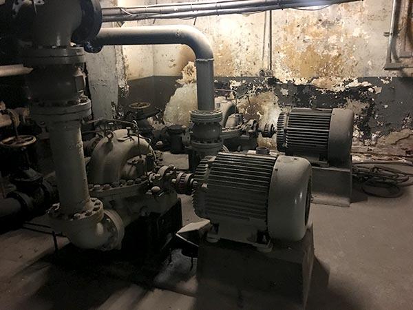 Flatiron basement