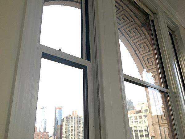 Flatiron 20th Floor Window
