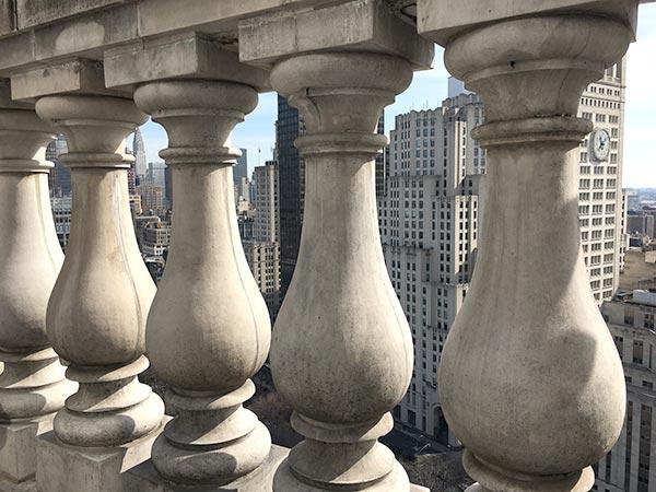 Flatiron Roof