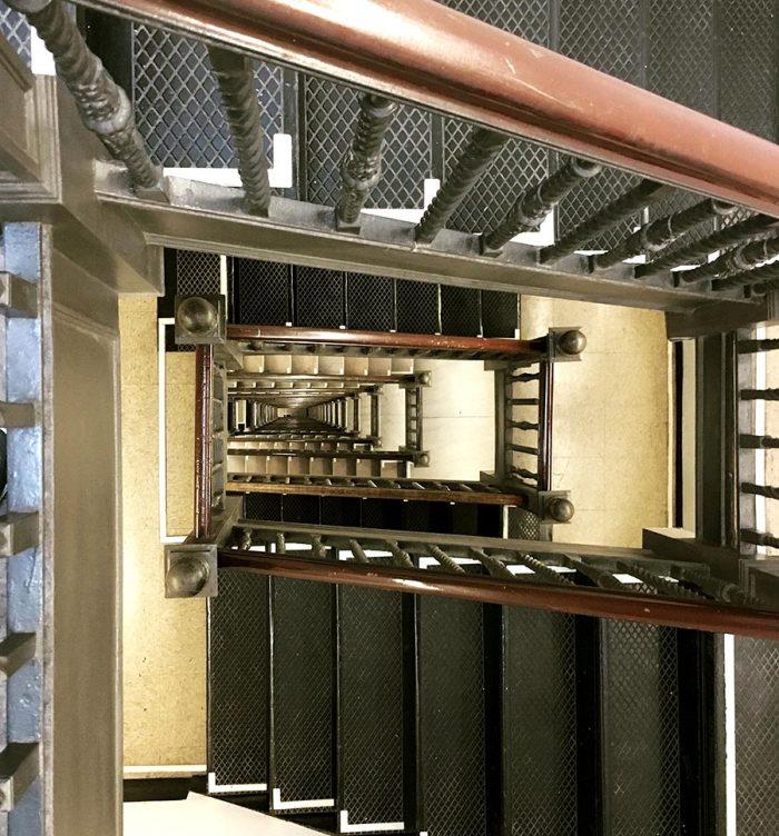 Flatiron-staircase